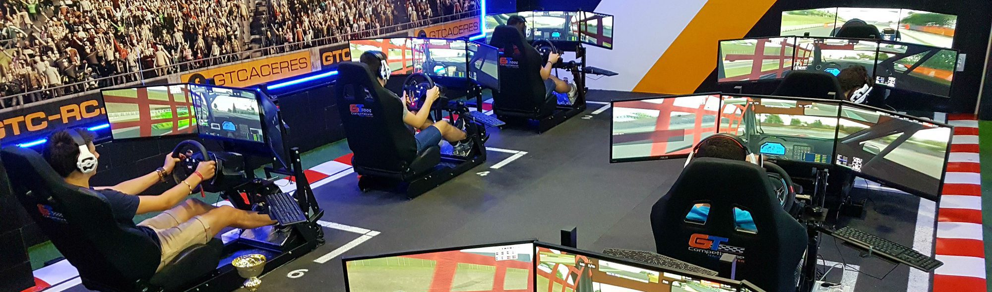 Circuito Virtual : Una vuelta virtual al viejo circuito de nürburgring